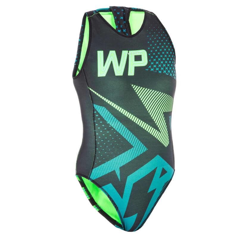 Vízilabda nadrág, úszódressz Úszás, uszodai sportok - Női úszódressz vízilabdához WATKO - Vízilabda