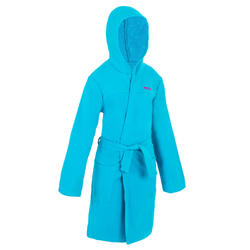 Kids' Pool Bathrobe - Turquoise