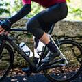 NÁVLEKY NA PAŽE A NOHY NA SILNIČNÍ CYKLISTIKU JARO/PODZIM Cyklistika - NÁVLEK NA KOLENA VAN RYSEL - Cyklistické oblečení