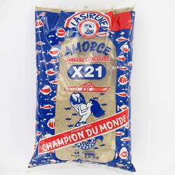 Grundfutter X21 2,5kg