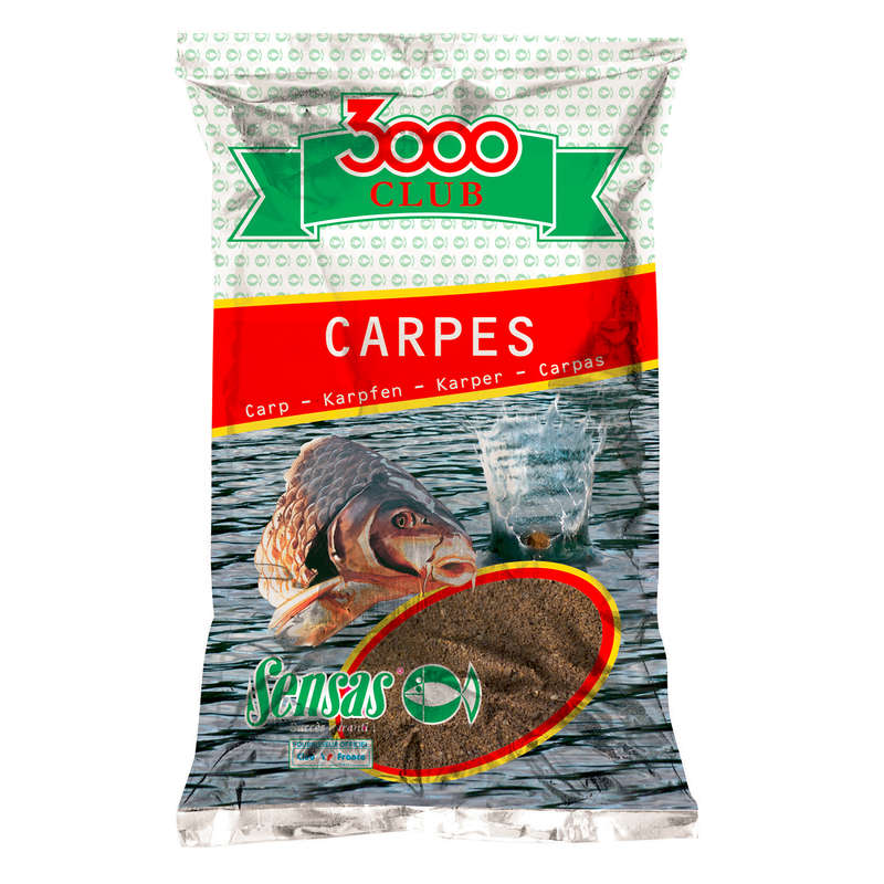 FISHING BAIT, ADDITIVES - 3000 CARP CLUB 2.5 KG SENSAS