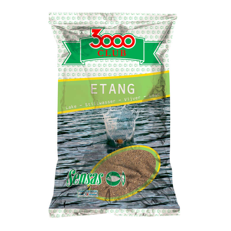 FISHING BAIT, ADDITIVES Fishing - 3000 POND CLUB 2.5 KG SENSAS - Coarse and Match Fishing