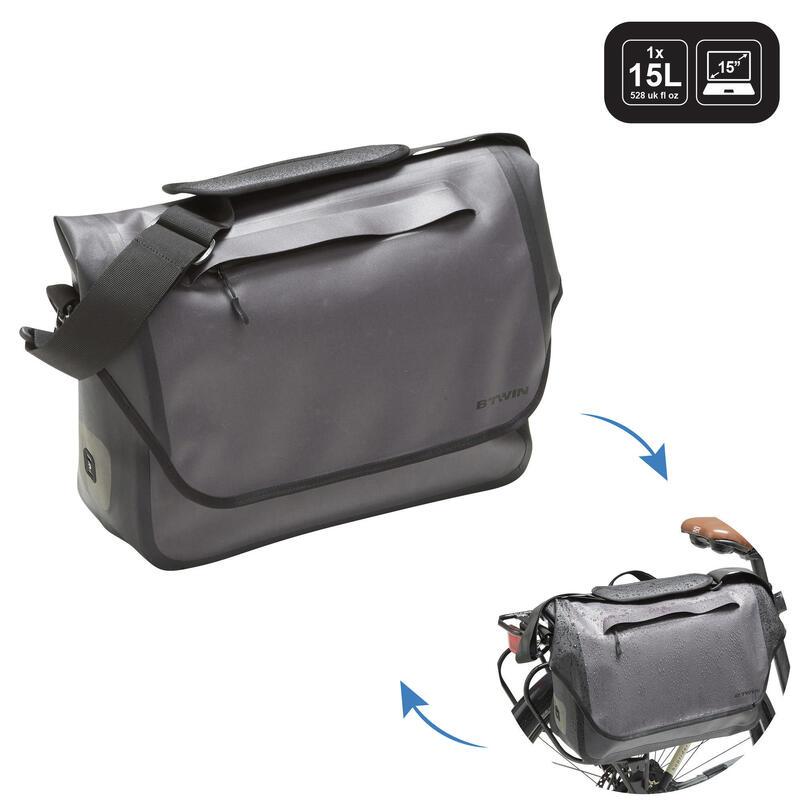 Sacoches de  vélo pour porte-bagages