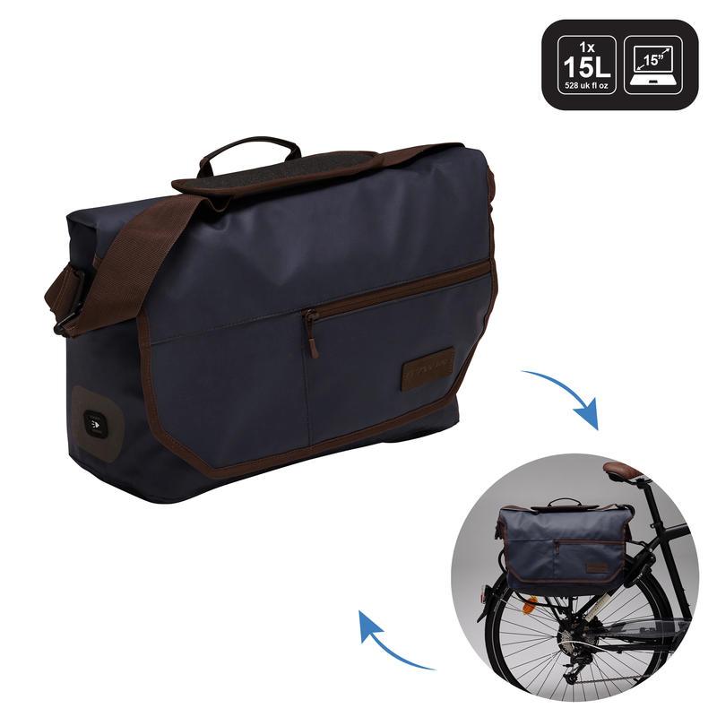 500 Bike Messenger Bag 1X15L