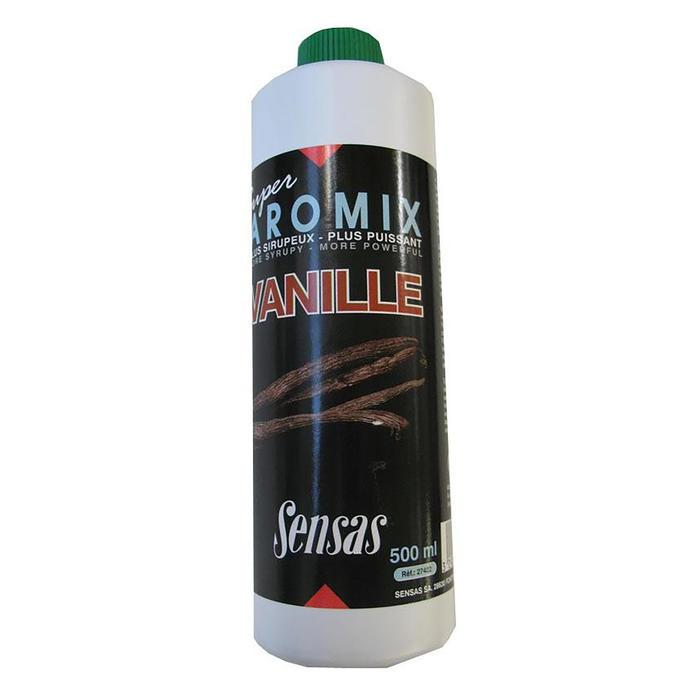 Additifs amorce de pêche SUPER AROMIX VANILLE 500ML