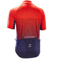 RC100 Short-Sleeved Warm Weather Road Cycling Jersey - Men