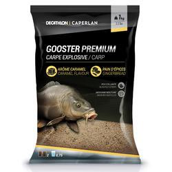 Grundfutter Gooster Premium Carpe Explosive 1kg