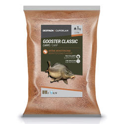 Futterzusatz Gooster Classic Karpfen Monster Crab orange 1 kg