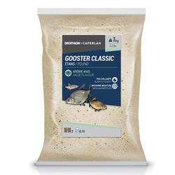 Grundfutter Gooster Classic Anis alle Arten 1kg