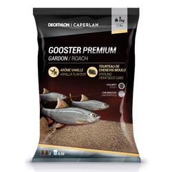 Lokaas voor statisch vissen Gooster Premium voorn 1 kg