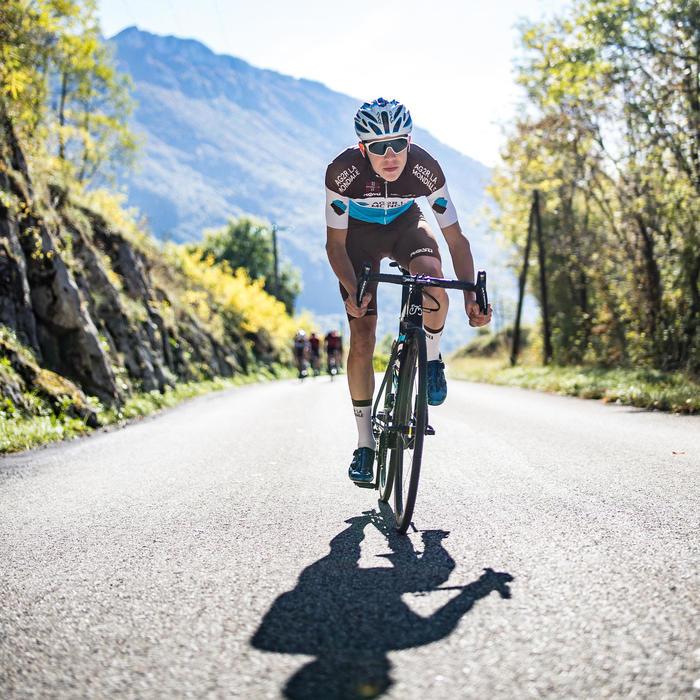 Fahrradschuhe Rennrad RR 900 blau