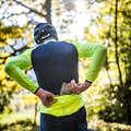 HAB VELO ROUTE COUPE-VENT H Kerékpározás - Széldzseki Roadr, sárga VAN RYSEL - Női kerékpár és ruházat
