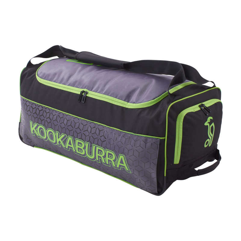 LEATHER BALL BEGINNER BAGS JR Bags - Kookaburra 5.0 Wheelie Bag KOOKABURRA - Bags