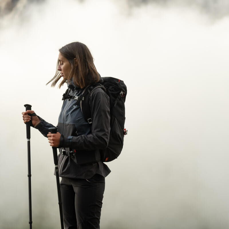Using and adjusting your poles properly for more hiking pleasure