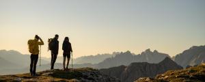 Voor de eerste keer wandelen in de bergen, waar moet je op letten