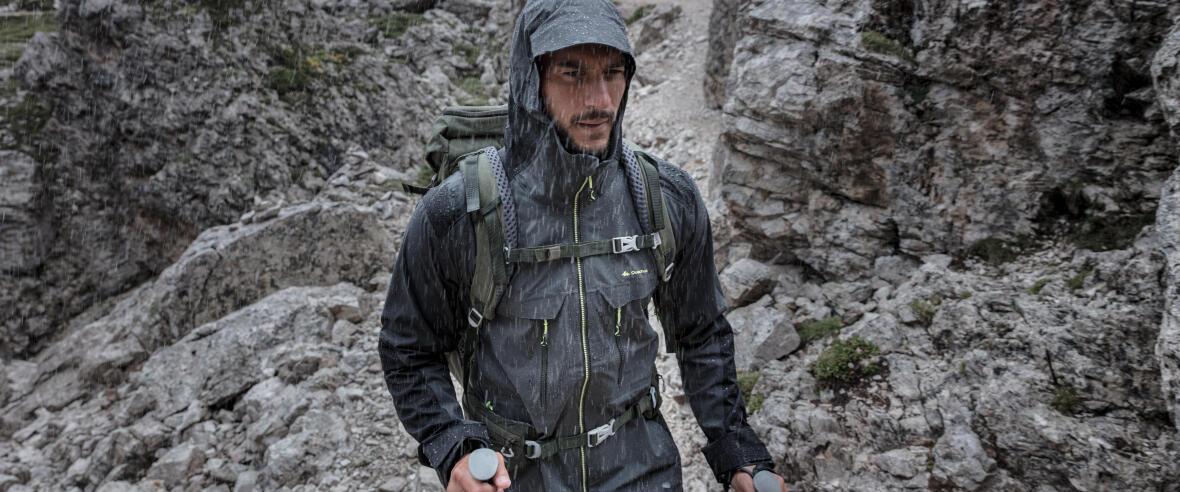 Comment entretenir une veste imperméable ?