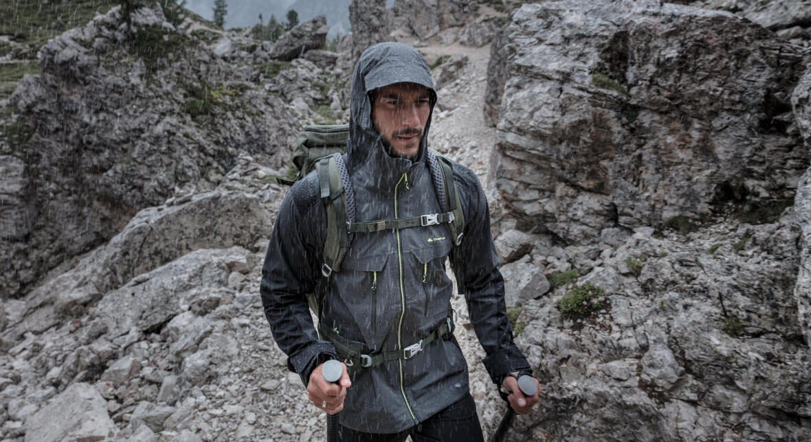 How to look after a waterproof jacket?