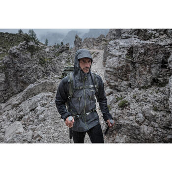 Men's's waterproof mountain walking jacket - MH900
