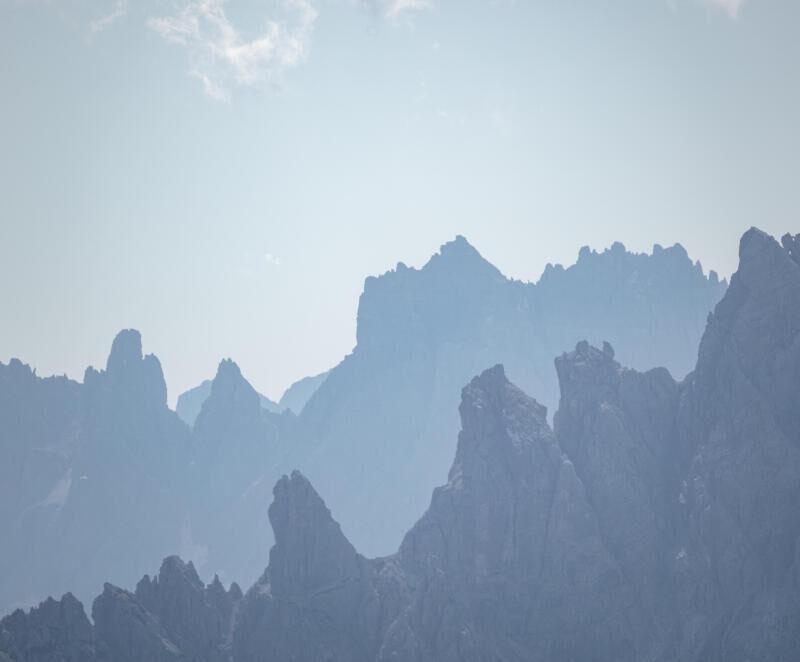Comment faire de belles photos en montagne - titre
