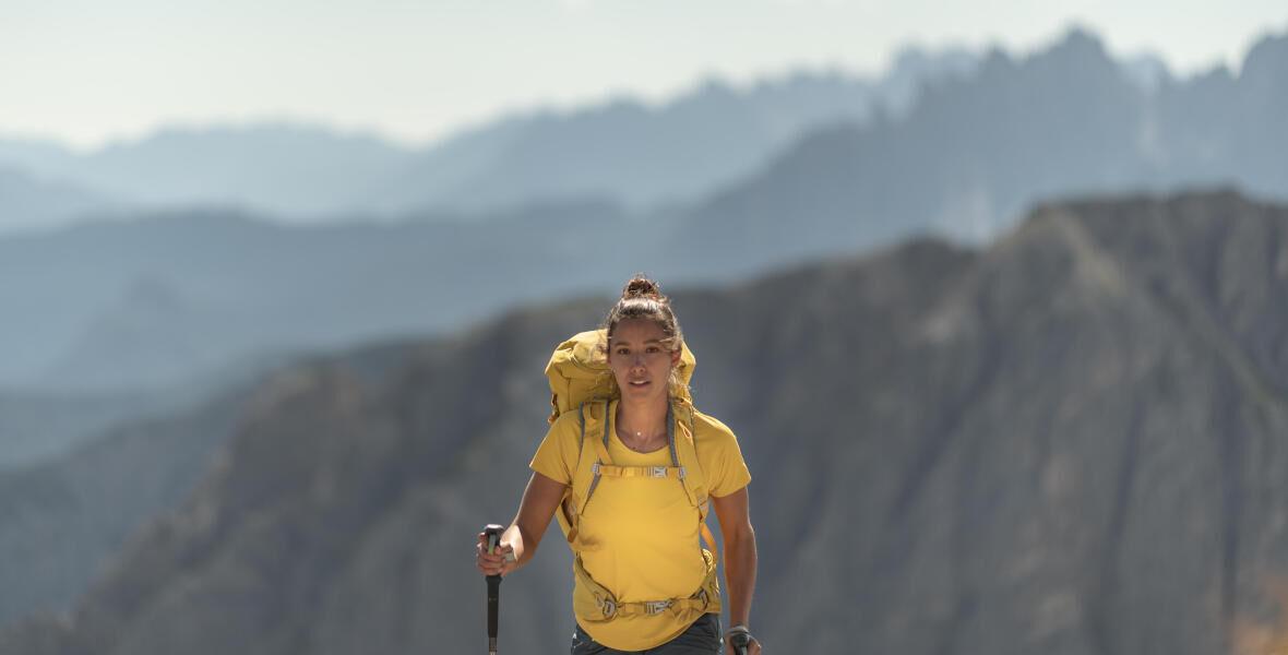 Comment faire de belles photos en montagne - personne