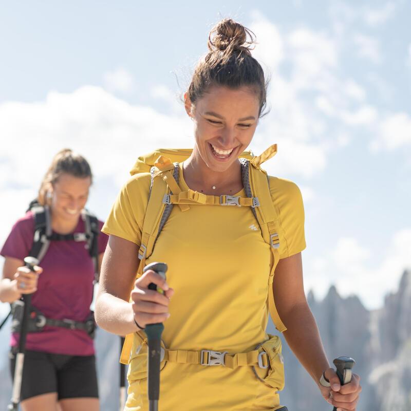 6 bienfaits de la randonnée - titre