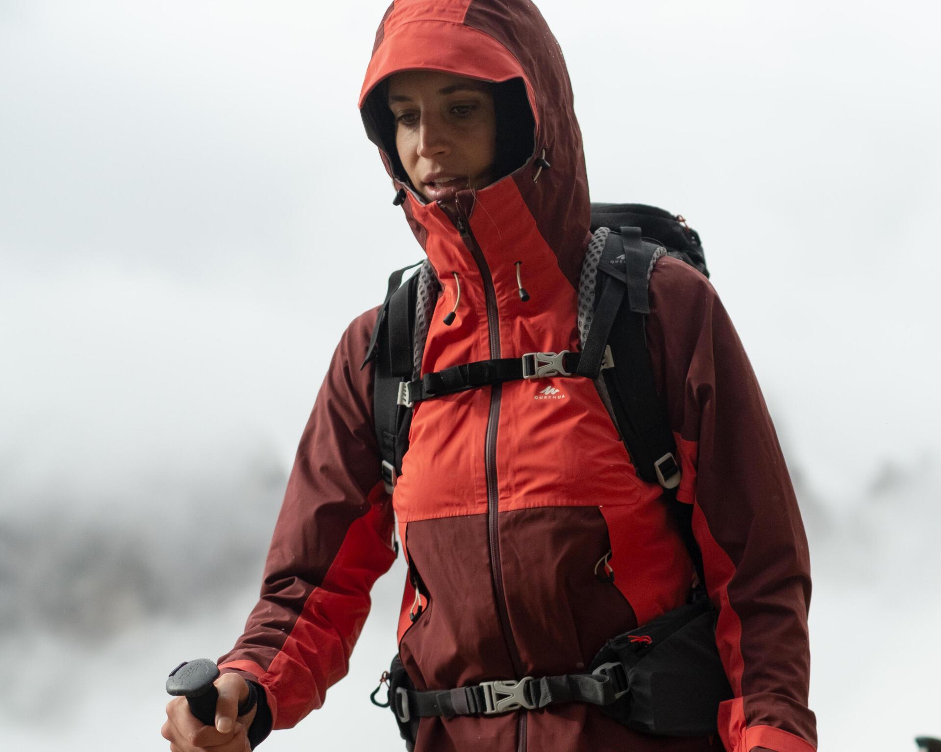 women's waterproof hiking jacket