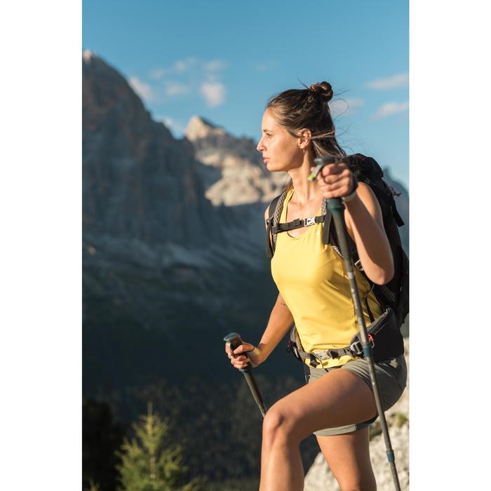 Débardeur de randonnée montagne - MH500 - Femme