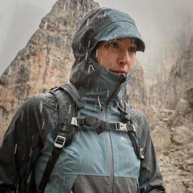 Comment choisir une veste imperméable de randonnée - titre