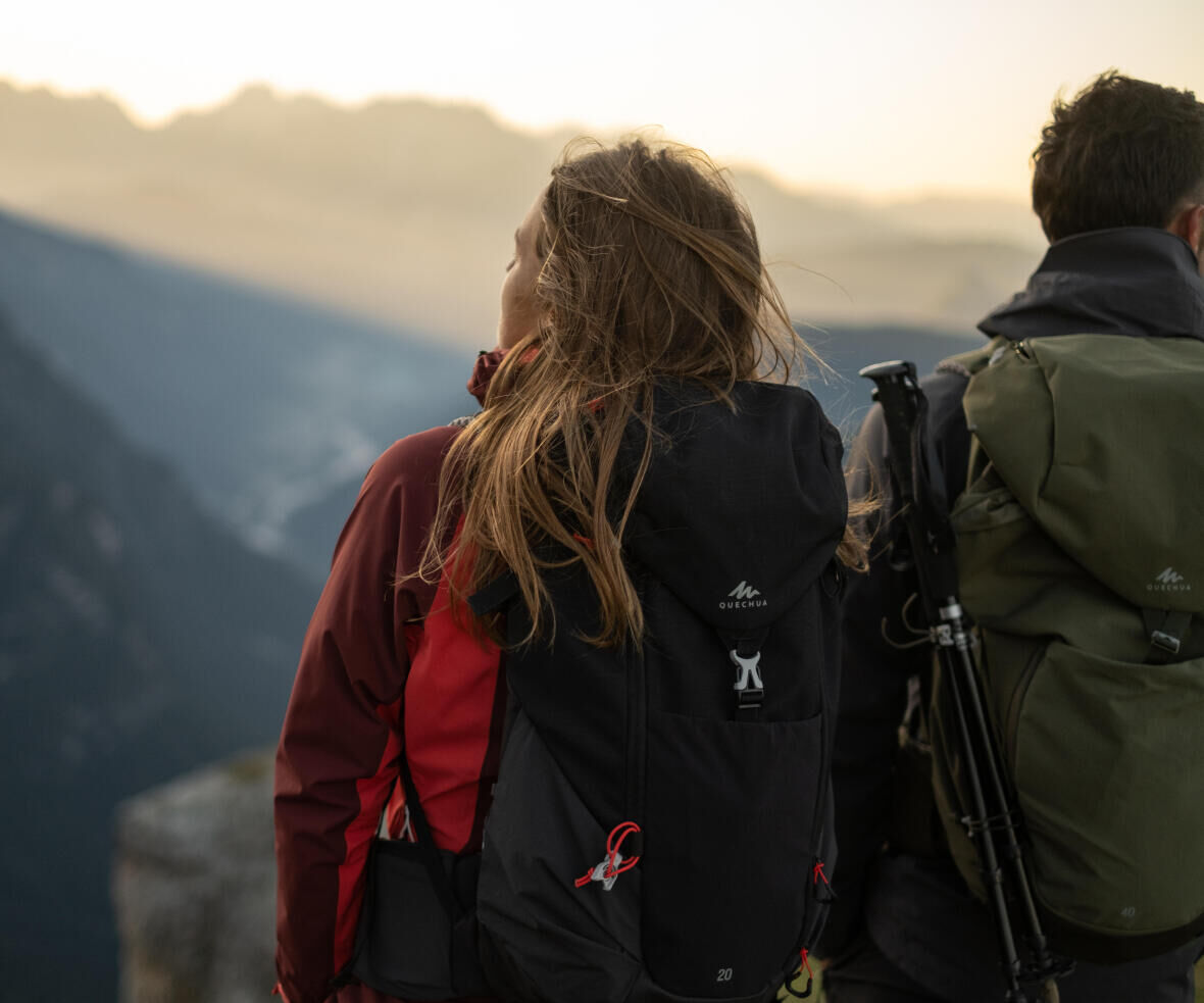 How to adjust your hiking backpack