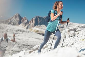 Revisitez vos itinéraires de randonnées avec le speed hiking