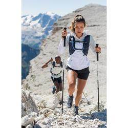 Women's Fast Hiking Windproof Jacket FH500 Helium Wind