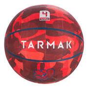 Kids' (up to 7) Beginner Basketball K500 - Red