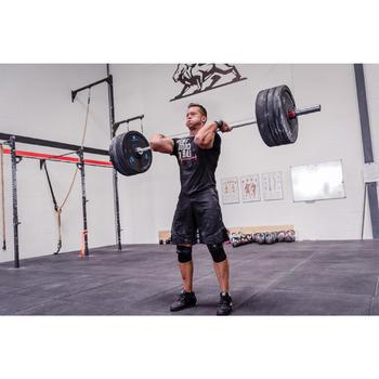Weightlifting Bar 20 kg - 50 mm Diameter Sleeve - 28 mm grip