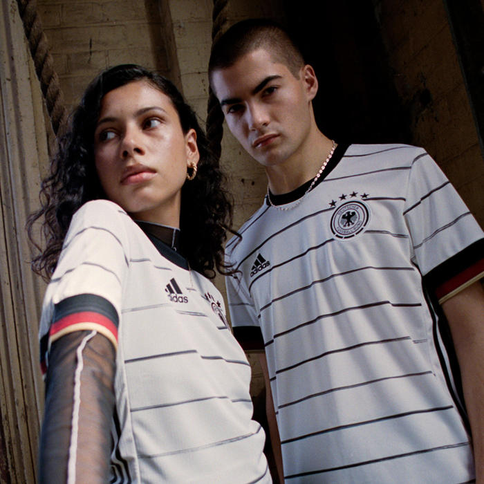 Maillot Adidas Replica Allemagne Home adulte