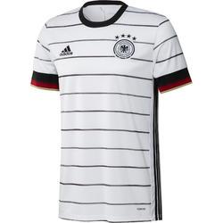 Voetbalshirt Duitsland thuisshirt EK 2020 wit/zwart