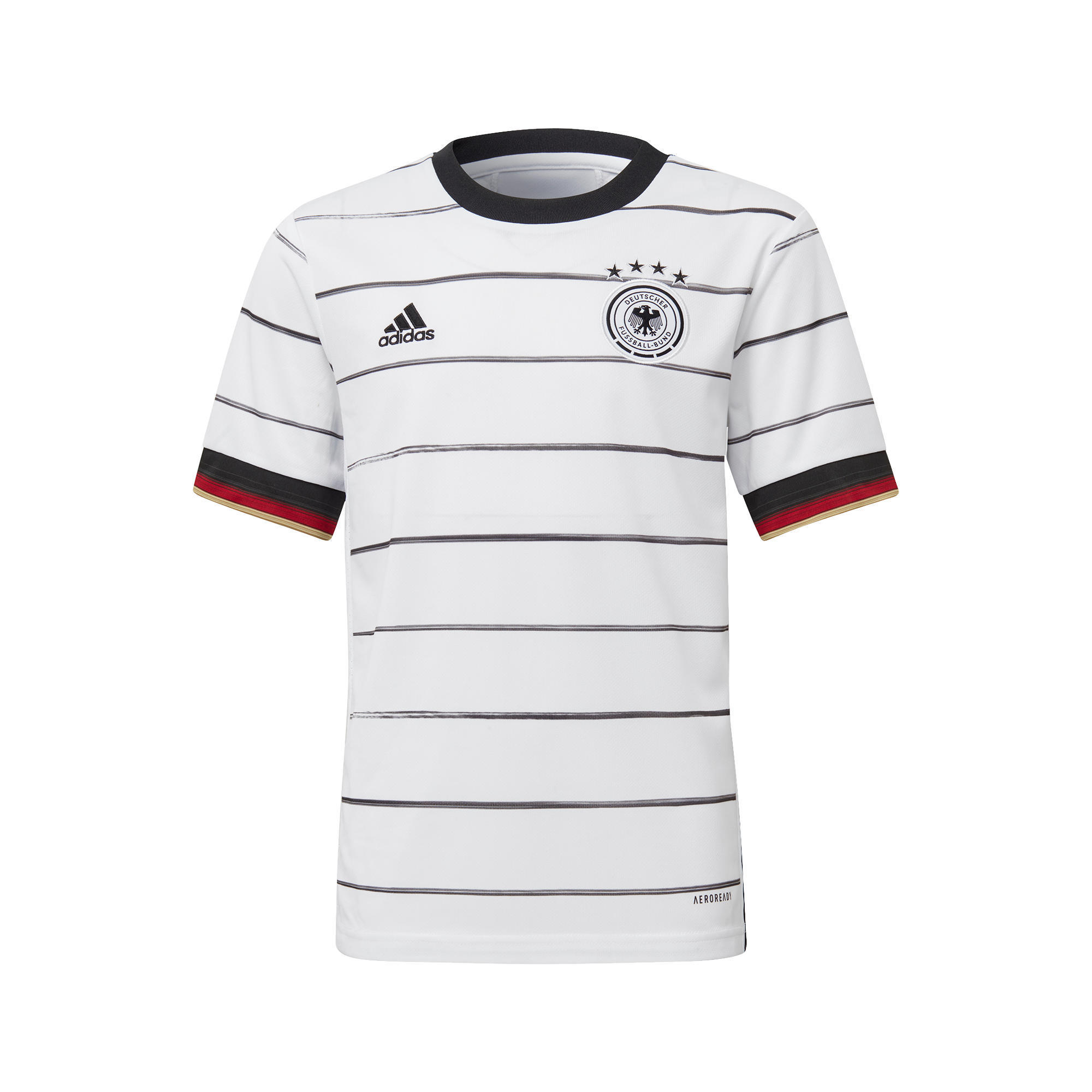 Maillot adidas replica allemagne home enfant 2020 adidas chez Decathlon