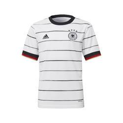 Voetbalshirt Duitsland thuisshirt EK 2020 voor kinderen wit/zwart