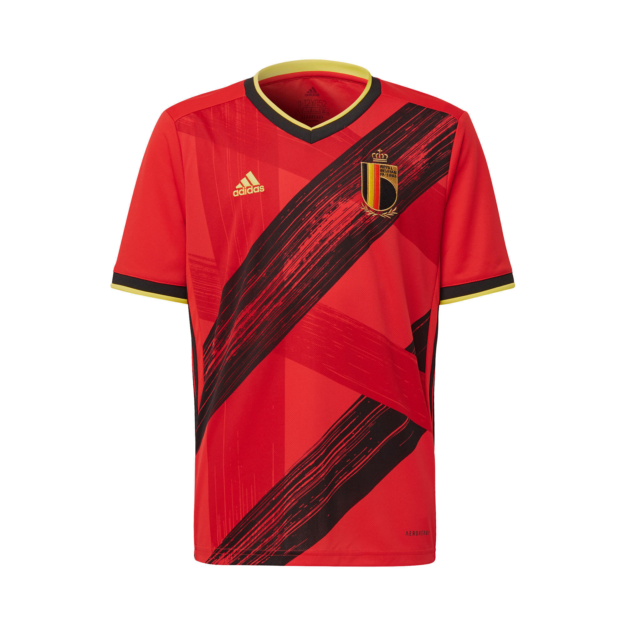 Maillot adidas <strong>replica</strong> belgique home adulte 2020 adidas