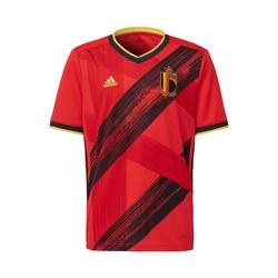 Voetbalshirt België thuisshirt EK 2020 voor kinderen rood