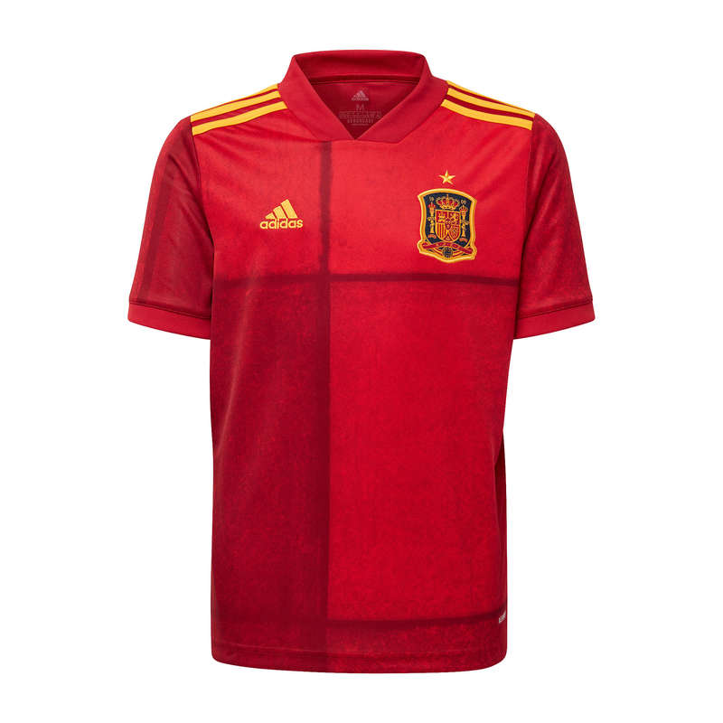 Spania Echipa naţională Fotbal - Tricou replică Spania 2020  ADIDAS - Fotbal