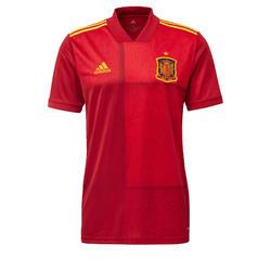 Voetbalshirt Spanje thuisshirt EK 2020 rood/geel