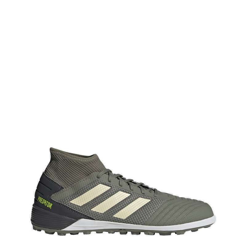Scarpe Adulto terreni duri (Calcetto) Sport di squadra - Scarpe calcetto Predator19.3TT ADIDAS - Scarpe calcio