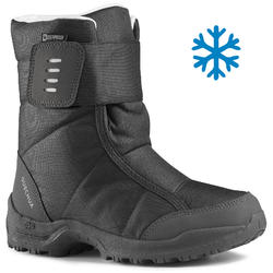 Women's Hiking Snow Boots SH100 X-Warm - Black