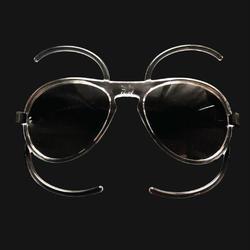單/雙板滑雪護目鏡用矯正眼鏡夾