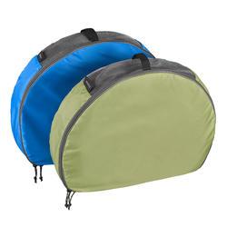 Trekking Half-Moon Storage Bag 2-Pack - 2 x 15L