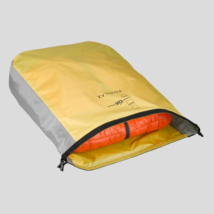 Funda De Guardado Camping Trekking Forclaz Impermeable 2x15 L Lote x2