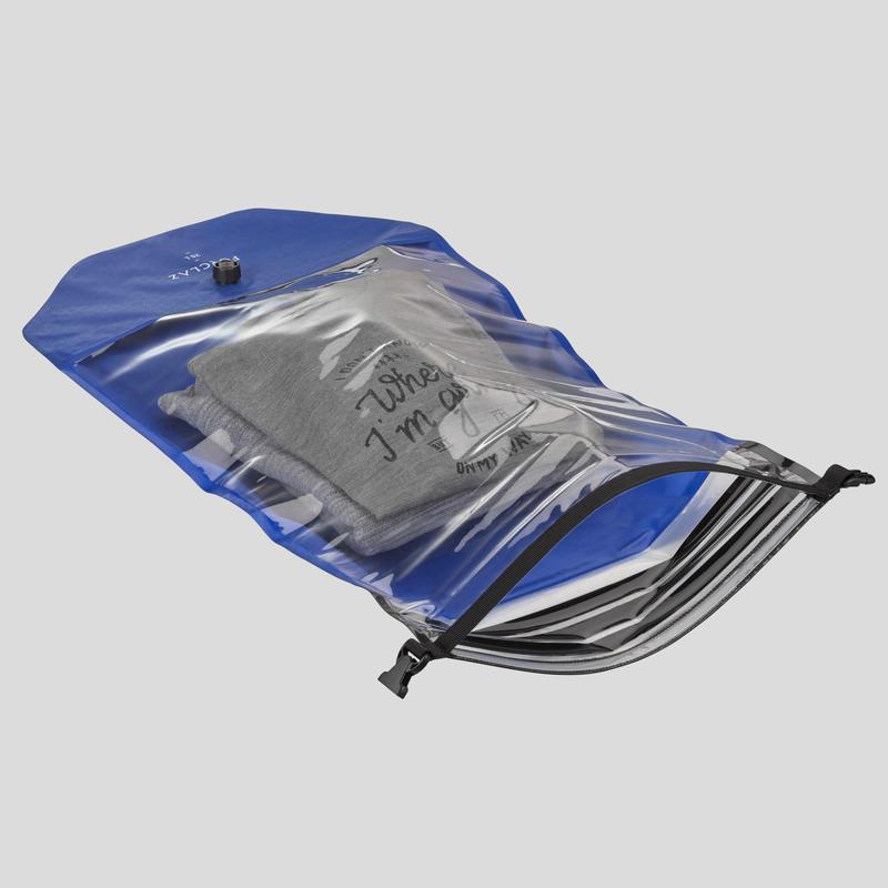 תיק דחיסה עמיד במים של 25 ליטר