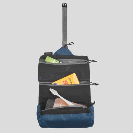 Tas perlengkapan mandi trekking yang dapat dilipat - Sangat ringan