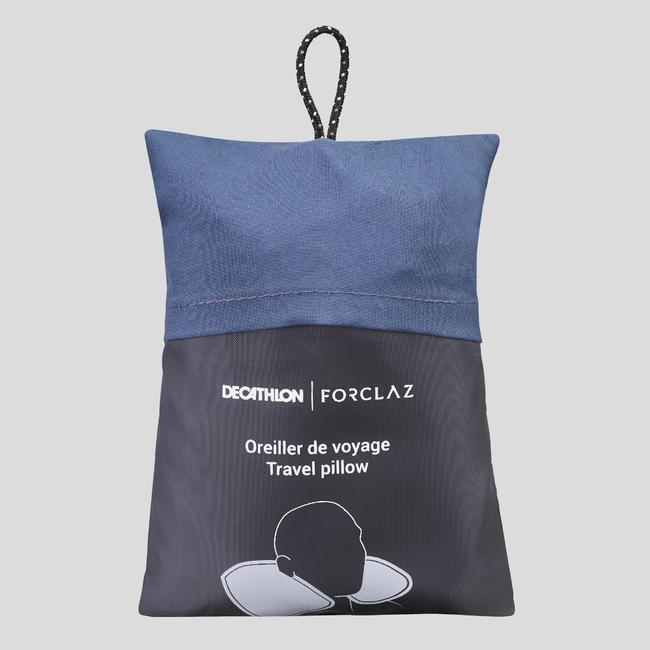 Trekking travel inflatable cushion