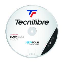 Besnaring Tecnifibre zwart code 1,28mm 200m